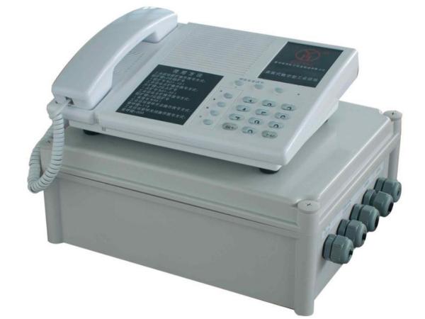 LA-08E室内台式呼叫/对讲话站